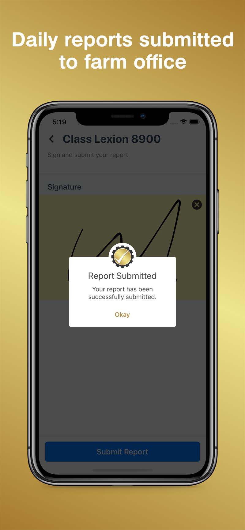 Online Reports - MeritAgCheck App