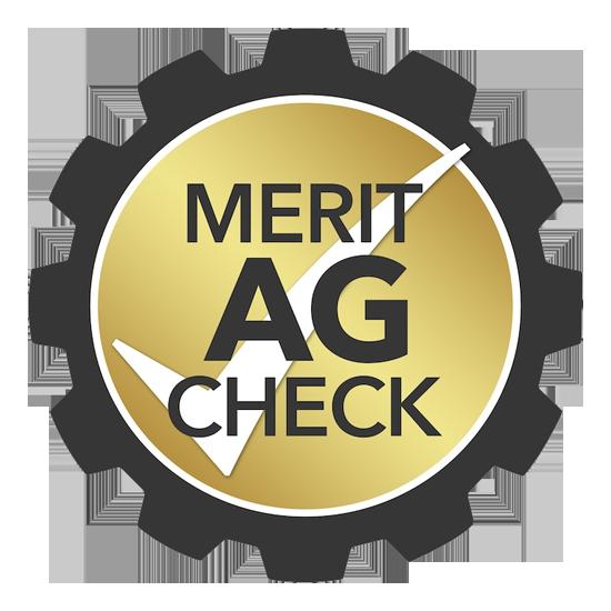 MeritAgCheck logo